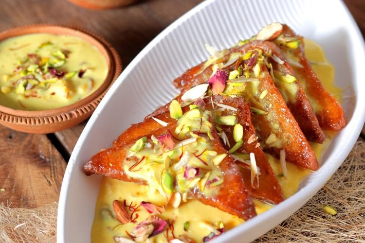 Shahi Tukda Recipe – Diwali Special