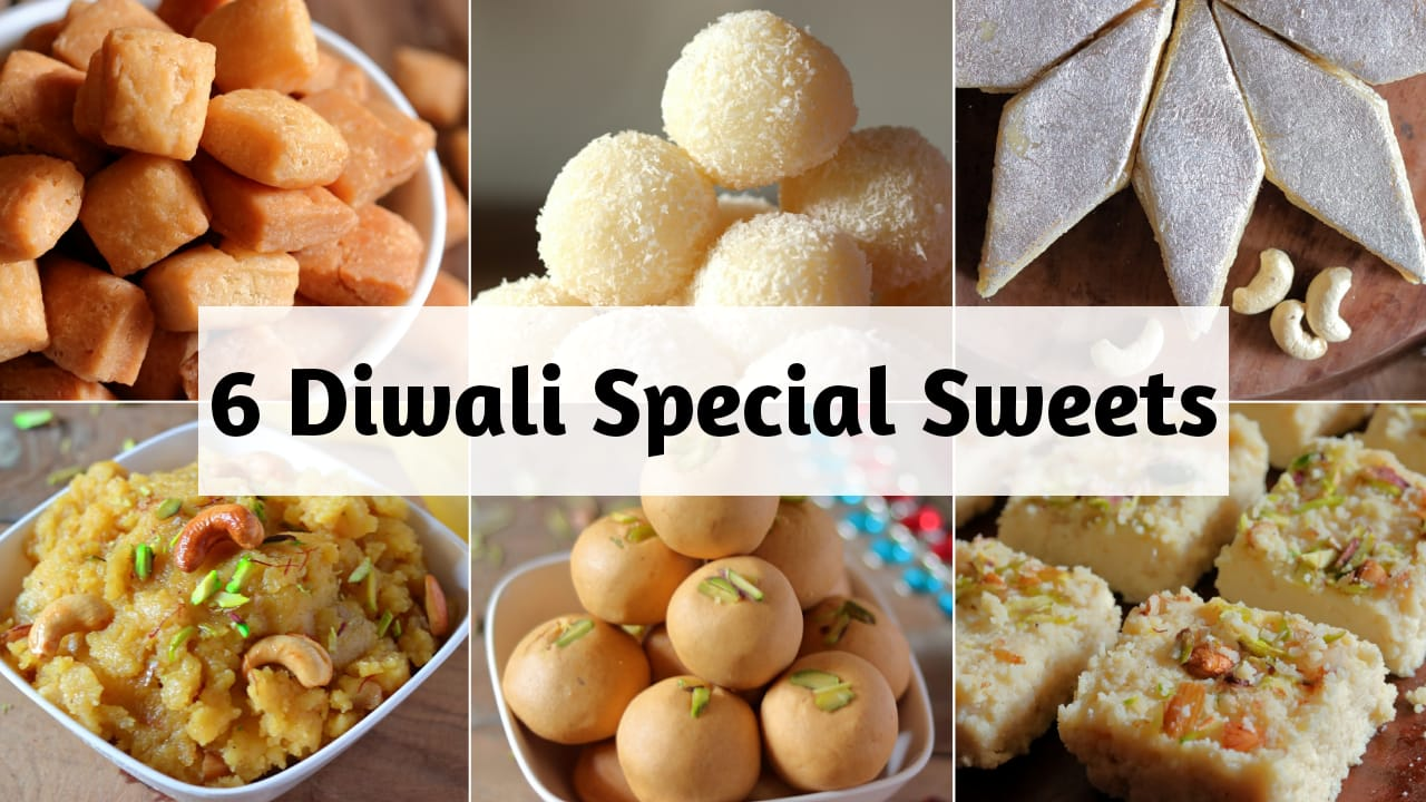 Diwali Special Sweets Recipes