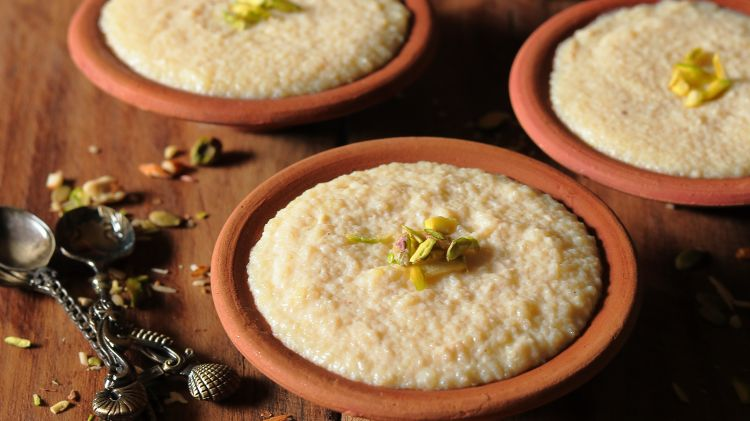 Phirni or Firni - Recipe