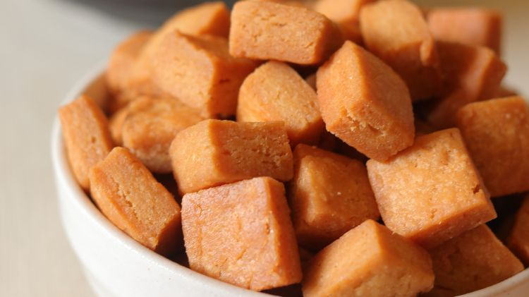 Shakarpara Recipe with Atta/Whole Wheat Flour