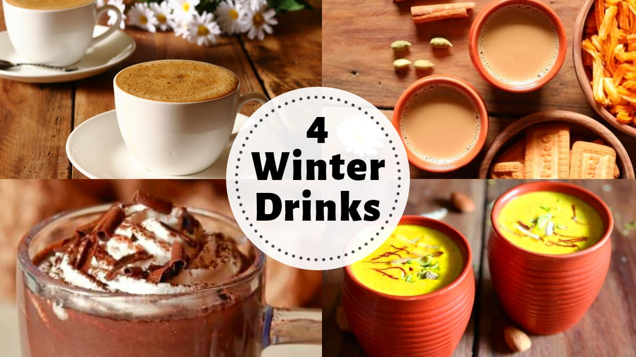 Hot Drinks for Winter