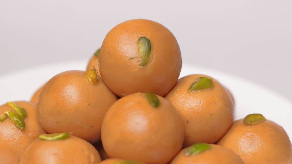 Mawa Ladoo Recipe
