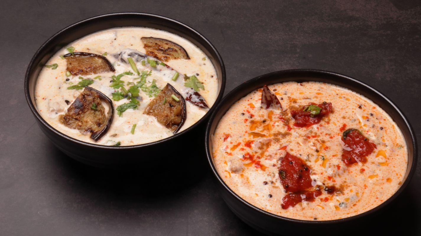 2 Interesting Raita Recipes