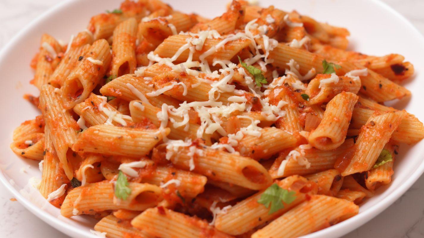 Red Sauce Pasta – Pasta Arrabbiata