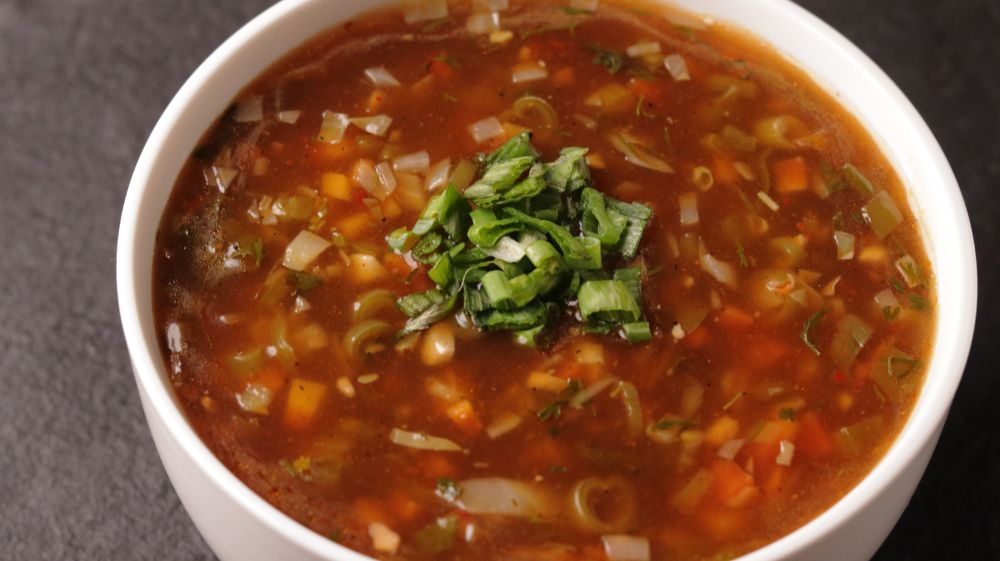 Veg Hot and Sour Soup