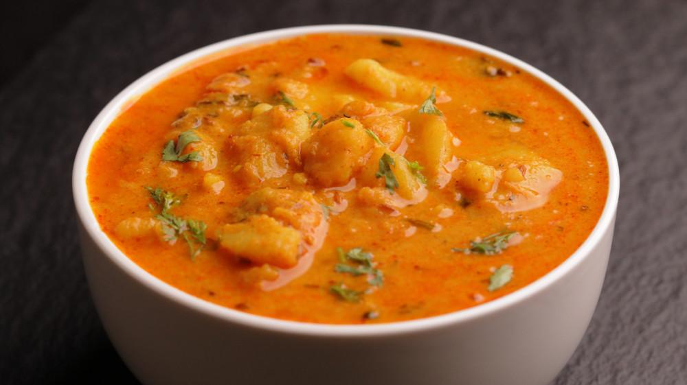 Dahi Wale Aloo – No Onion, No Garlic