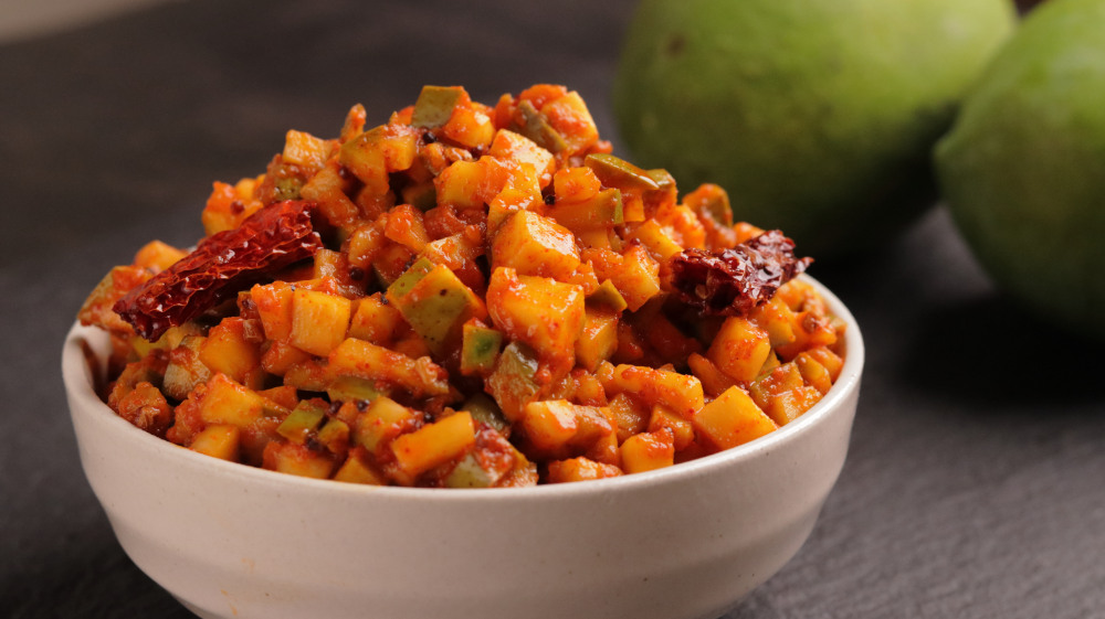 Mango Instant Pickle